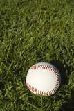 Base Ball Close up poster