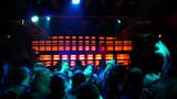 Nightclub Scene poster