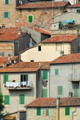 Toskanische Fassaden no.2