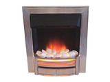 A Flame Effect Gas Fire. poster