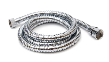 Modern chrome hose