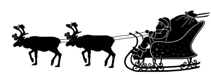 weihnachtsschlitten