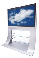 Big Flatscreen Television