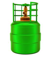Small gas bulb