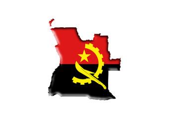 Angolan badge