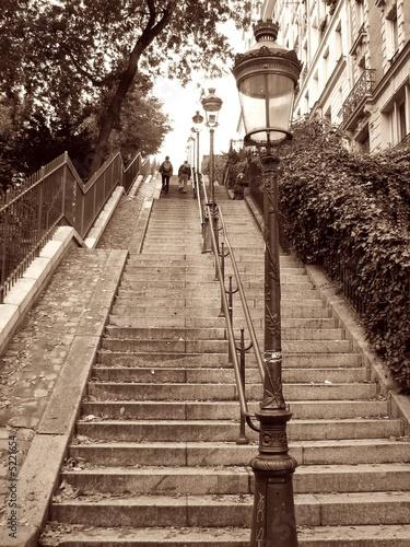 Fototapete Platz - Promenade - Poster - Aufkleber