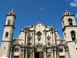 A view of the Old Havana Cathedral