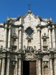 Detail of Old Havana Cathedral