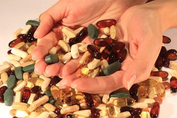Vitamine e supplementi naturali
