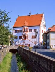 Das Dettelbacher Rathaus