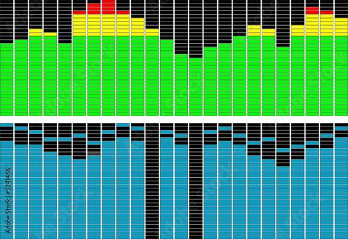 editable equalizer spectrum