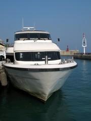 Large Speedboat