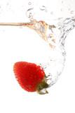 Fototapeta rozchlapać - owoc - Owoc