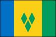 Drapeau de Saint-Vincent-et-les Grenadines