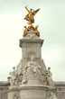 queen victoria memorial, statue at Buckingham palace in London