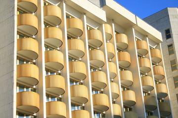 balconies' cells