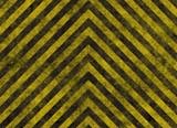hazard background poster