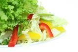 Healthy cuisine poster