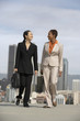 Businesswomen Conversing