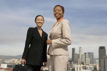 Confident Businesswomen