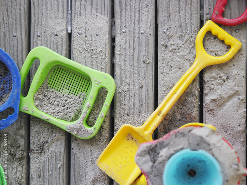 Sand Castle Making Tools