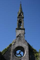 église ,bretagne,triskel