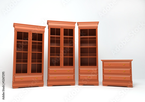 armoire locker 3d