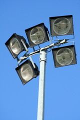 Outdoor flood lights..