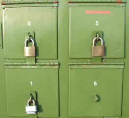 Green Community Mailboxes