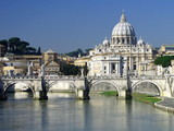Saint Peters basilica, Roma