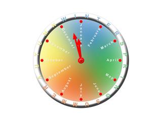 seasons timer