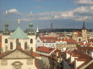 Praga cúpulas