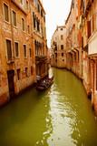 Venetian lazy streets poster