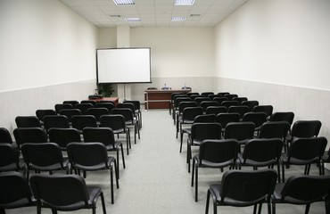 business cinema hall