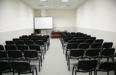 business cinema hall