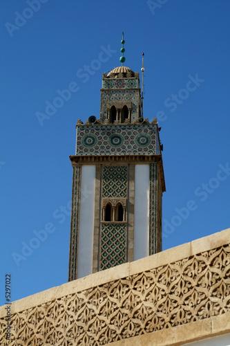 Die Moschee von Agadir � Matthias Nordmeyer 5297022 Die Moschee von Agadir