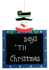 Countdown Til Christmas