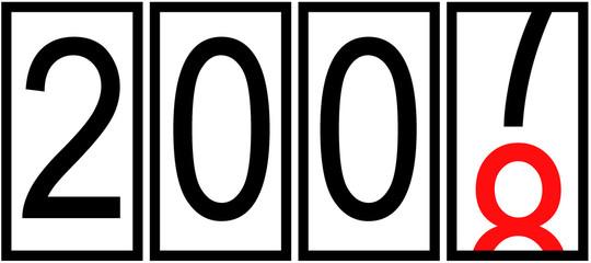 2007 >>> 2008r