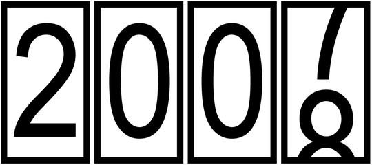 2007 >>> 2008
