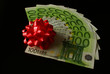 One hundred euro as Christmas or birthday gift