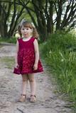 Funny rural girl