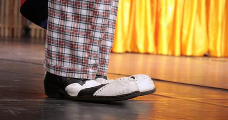 scarpe di clown