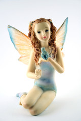 Blue Bird Fairy