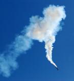 Aerobatic stunt poster