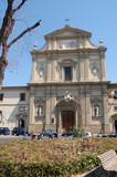 firenze, basilica di san marco poster