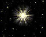 shining star poster