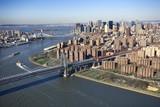 Fototapety Williamsburg Bridge, NYC.