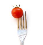 forchetta con pomodorino