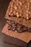 Chocolate slab 2 poster