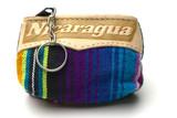souvenir change purse nicaragua poster